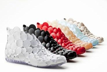 Gaetano Pesce's Shoes 29 - GREENERY