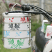 Eva Hand Painted Tiffin 16 - Containers