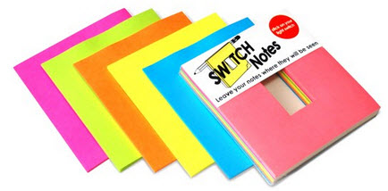 Switch Post it 3