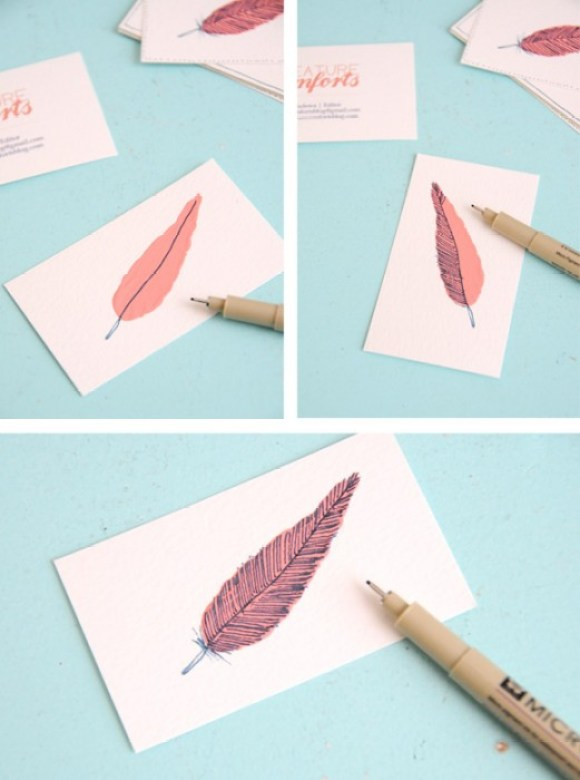 DIY Business Cards 15 - Business Card