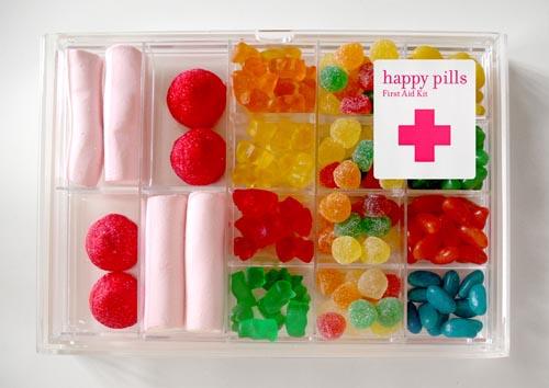 HAPPY PILLS 21 - INSPIRATION