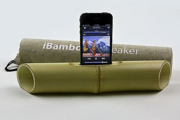 iBamboo..Green Gadget for iPhone 14 - green idea