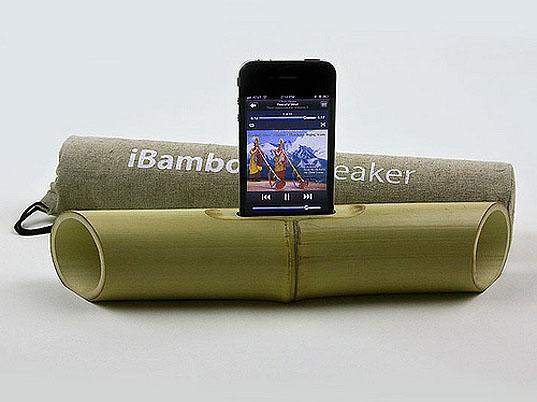 iBamboo-speaker
