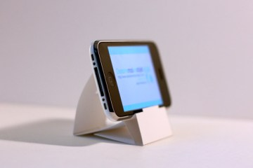 D.I.Y. Iphone,Ipod Stand 10 - dock and stand