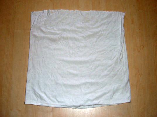 john patrick organic diy skirt 3 D.I.Y.แปลงร่างเสื้อเก่าเป็นกระโปรงเซ็กซี่