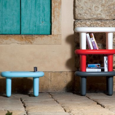 Snoop by Karim Rashid 14 - stool