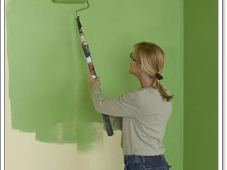 DIY How to paint your wall