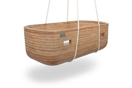 เปลนี้ได้แรงบันดาลใจจากเรือ Noah