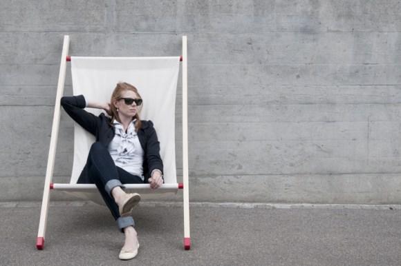 Deck chair นั่งยังไง!? 14 - bernhard burkard