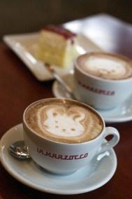 %name ศิลปะบนกาแฟ@Cafe Rosso