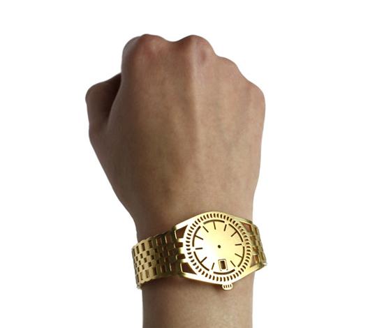 TiMEPEACE bangle 21 - watch
