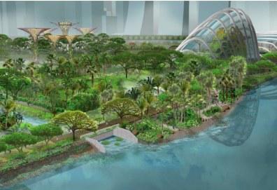 %name Garden by the bay..สวนใหญ่ทีสุดที่สิงคโปร์ทุ่มทุนสร้าง