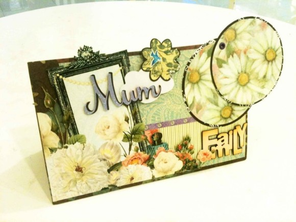 Gift for Mother's day 19 - card