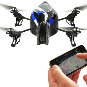 Fly a Helicopter from your Iphone! 14 - Drone