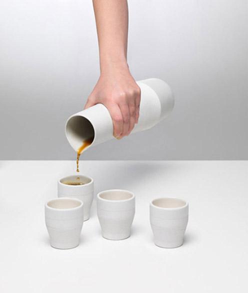 Tea Set from Rillo by 14 - Tea