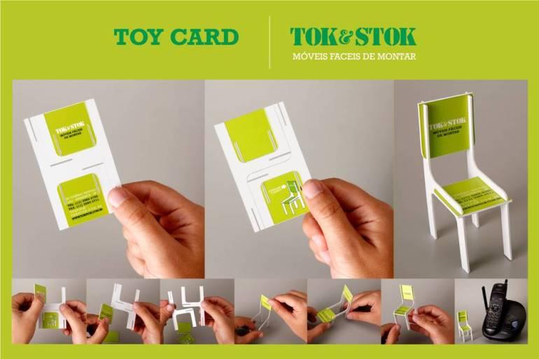 นามบัตรที่สร้างความบันเทิงได้ 13 - Art & Design