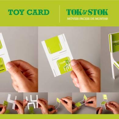 นามบัตรที่สร้างความบันเทิงได้ 14 - Art & Design