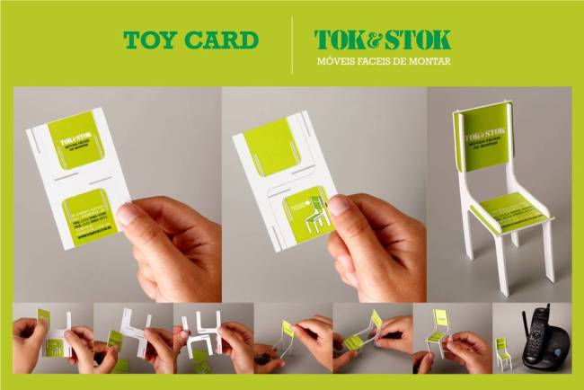 นามบัตรที่สร้างความบันเทิงได้ 3 - Art & Design