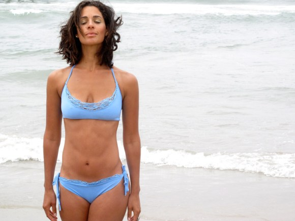 Teekini บิกีนี่ทำเองจากเสื้อยืดตัวเก่า 16 - bikini
