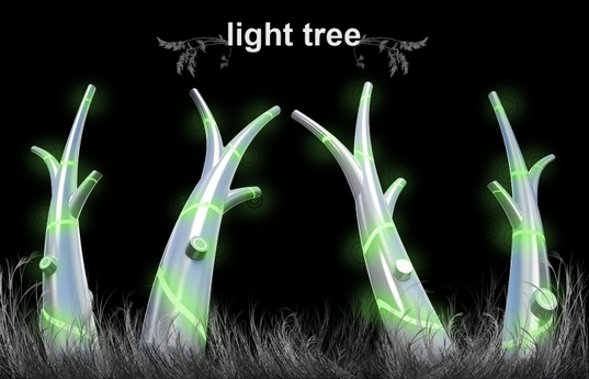 rsz omar huerta light tree 1 Solar Light Tree..ต้นไม้ให้แสงสว่างใช้พลังงานจากแสงอาทิตย์