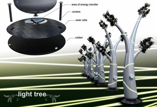rsz omar huerta light tree 2 Solar Light Tree..ต้นไม้ให้แสงสว่างใช้พลังงานจากแสงอาทิตย์