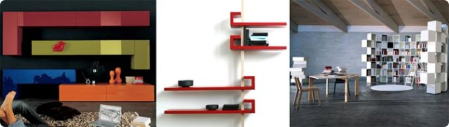 %name Forward Thinking Shelves For Your Home