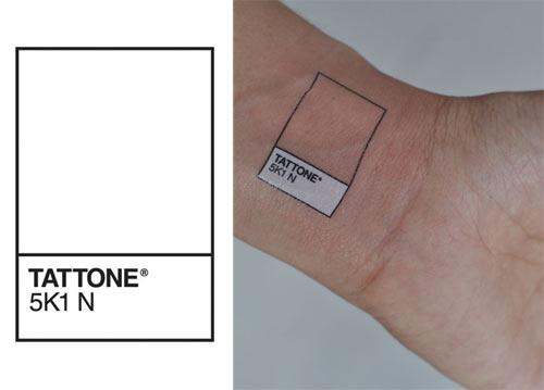 tattly 3 Tattoo เก๋ๆ