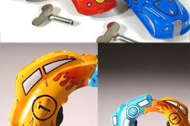 From Tin Toy to Jewelry  13 - Tin toy