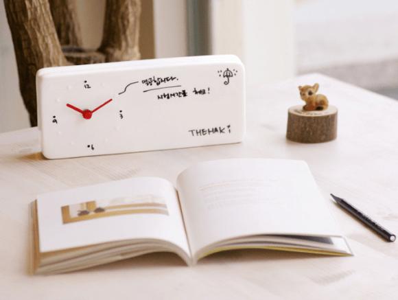 Memo clock 14 - clock