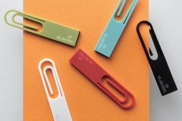 USB data clip