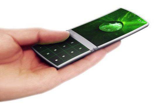 lcd phone จอ LCD สร้างพลังงานให้ตัวเองได้