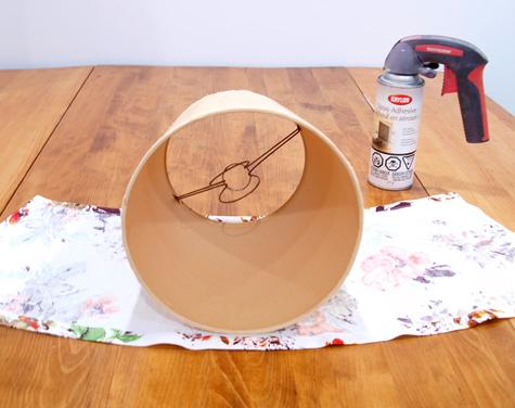 DIY.vintage lamp 21 - DIY
