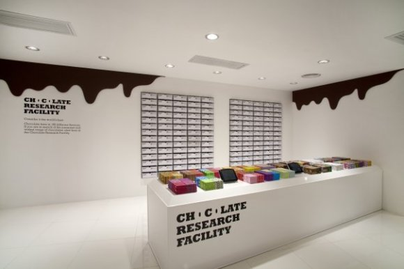Chocolate Research Facility (CRF)  17 - Chocolate
