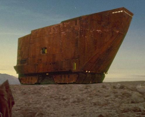 Sandcrawler Sandcrawler.. จาก Star Wars สู่ความเป็นจริง สำนักงานของ Lucasfilm ในสิงค์โปร์