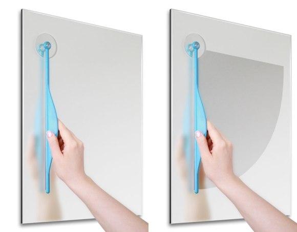 mirror maid 14 - mirror clearer