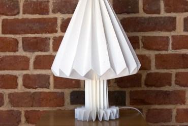 Sadako paper lamps 13 - Paper lamp