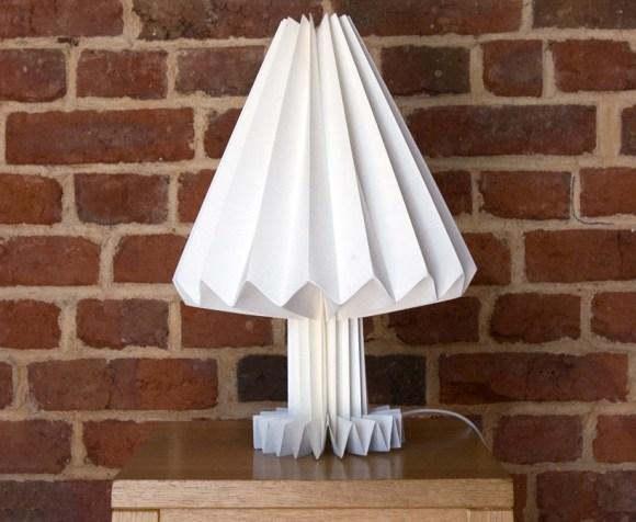 Sadako paper lamps 15 - paper