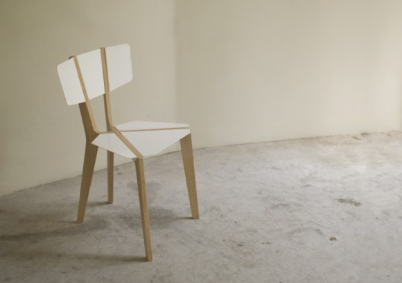 The Naked Chair 17 - chair