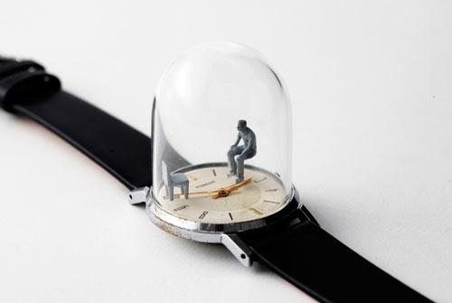 Watch Sculptures 21 - watch