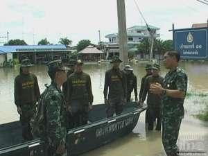Thai soldier,HERO อุทกภัย 54 26 -