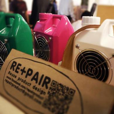 RE+PAIR เปลี่ยนขยะมาเป็นดีไซน์ 15 - green product