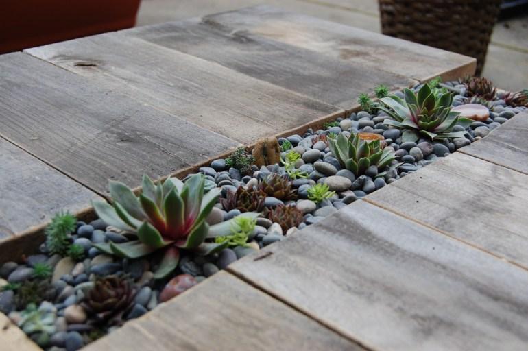 D.I.Y.โต๊ะปลูกต้นไม้..จากลังไม้เก่า 13 - DIY