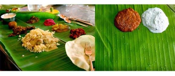 Banana Leaf Rice จานอาหาร-ใช้ช่วงน้ำท่วม 14 - Banana Leaf