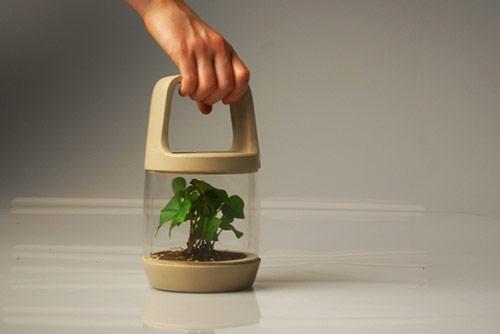 Eco-Lantern 16 - eco-design