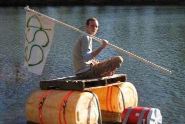 D.I.Y.เรือจากขยะ 17 - DIY