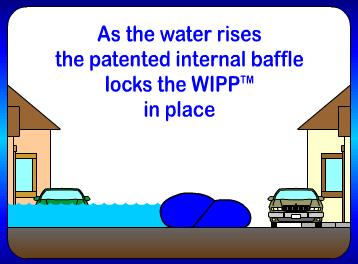 flood barriers ถุงยักษ์ต้านน้ำท่วม 16 -