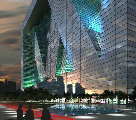 โลกวันพรุ่งนี้ เราอาจต้องปรับตัวอยู่กับน้ำ Floating Architecture 5 - Architecture