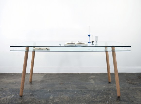 Dyvel table 14 - Silva Bradshaw studio