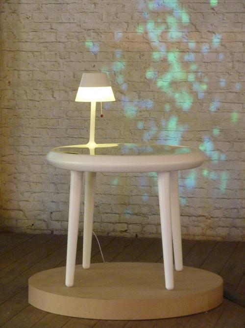 Moss table 16 - Lighting