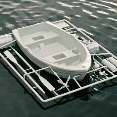 Boat equipmen-ชุดเรือประกอบ-พาหนะยามน้ำท่วม 26 - boat